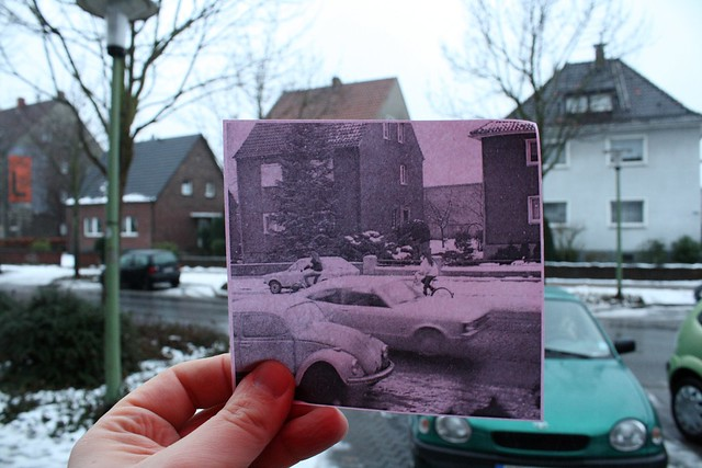 Looking into the Past: Bottroper Strasse in Gladbeck  *Explored*