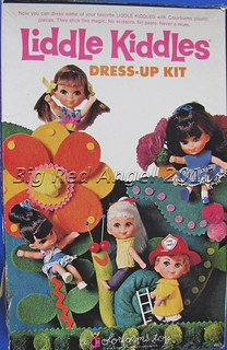 Liddle Kiddles Dress-up Kit