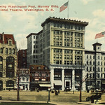 Post, Munsey, and National Theater Buildings (c. 1908)