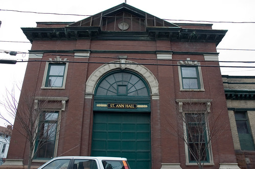 St. Ann Hall