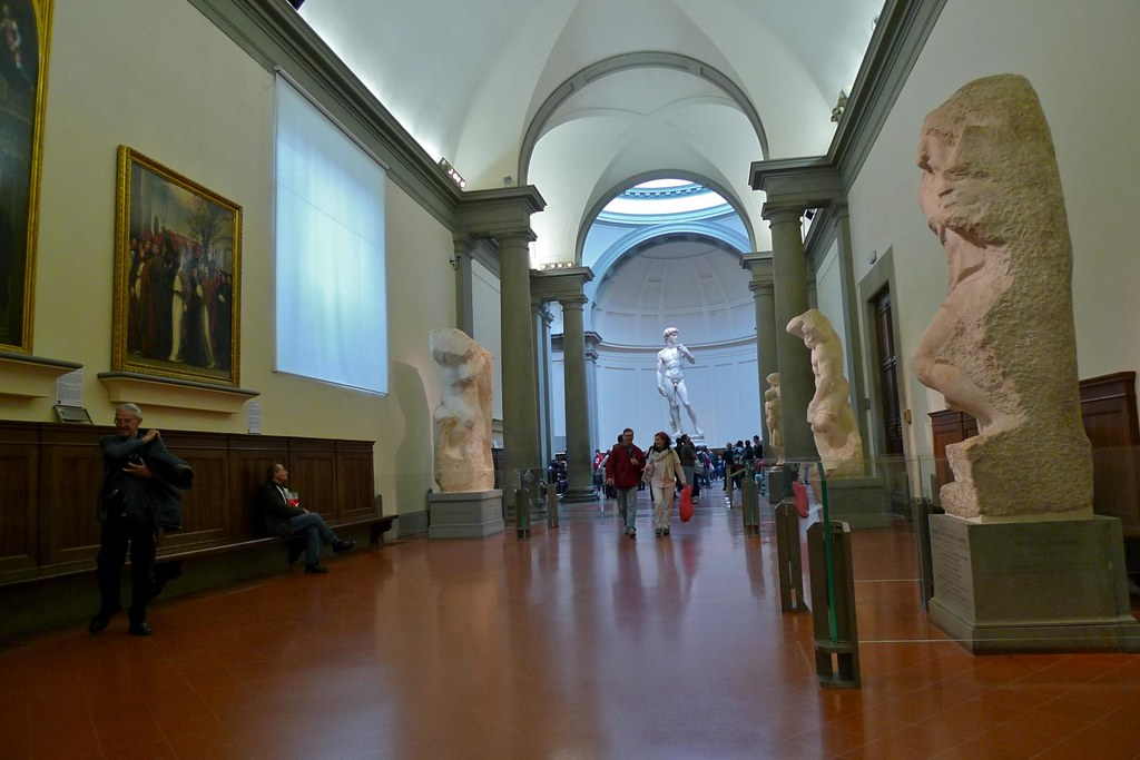 Top 10 Things to See in Florence, Italy: Galleria dell' Accademia
