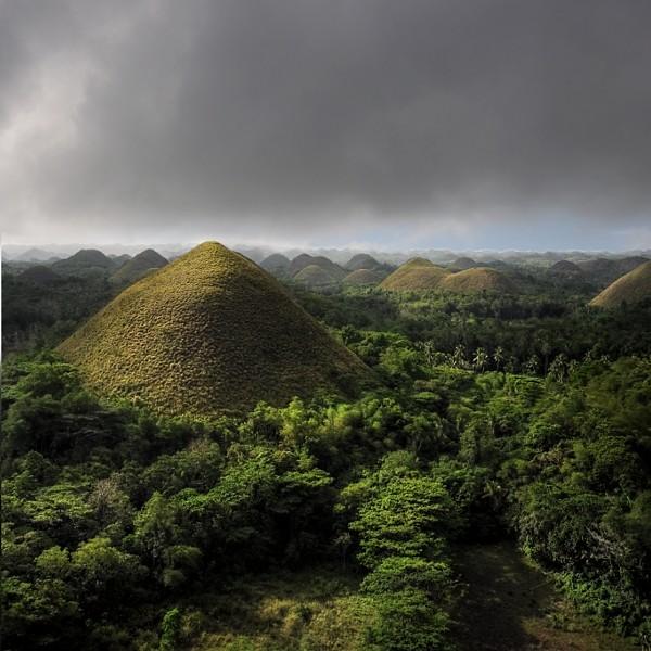 Chocolate Hills Bohol Philippines Flickr Photo Sharing