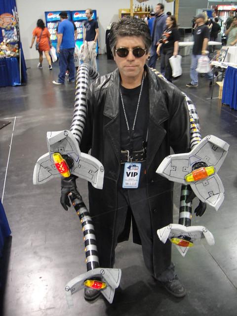 award winning Doctor Octopus costume   Flickr - Photo Sharing!