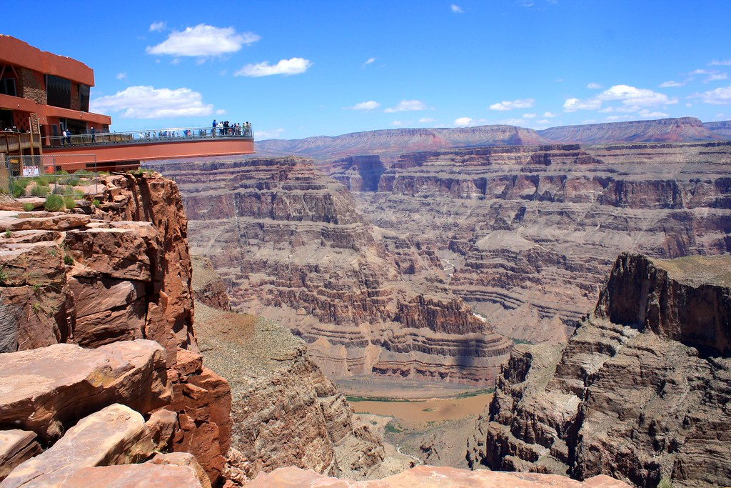 Grand Canyon West And Hualapai Ranch Tour Backstreet Nomad