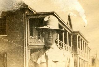 Glen Rogers (1900-1918) at Fort Leavenworth