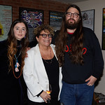 Wed, 08/02/2017 - 10:00pm - Flo Morrissey and Matthew E. White perform for WFUV Members at City Winery in New York City, 2/8/17. Hosted by Rita Houston. Photo by Gus Philippas.