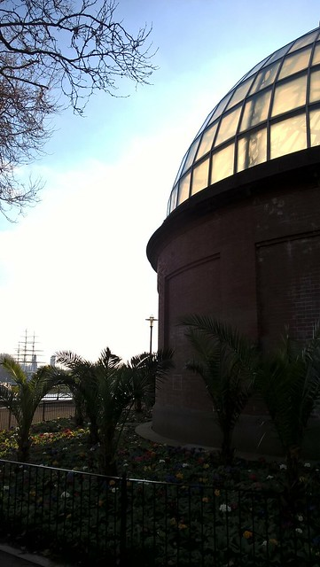 View towards Greenwich