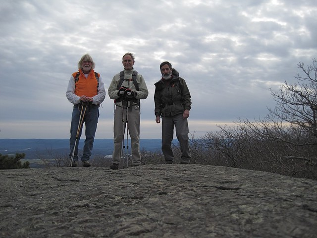 On top of Mt. Everett (not Everest)