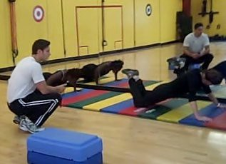 Small Group Personal Training 2