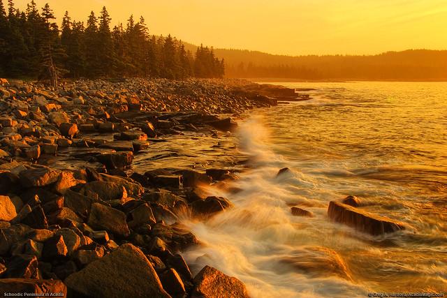 Acadia National Park, Schoodic