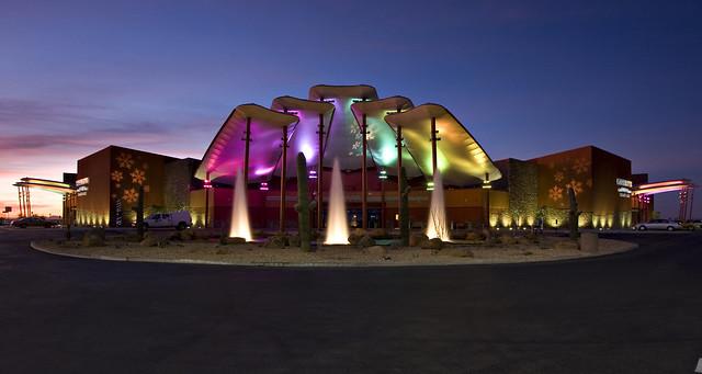 Fabritec Structures Gila River Lone Butte Casino Flickr