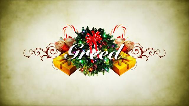 Celebrating Sin: Christmas