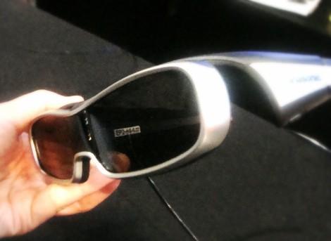 パナソニック 3Dメガネ CES2010