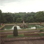 Blenheim Palace - Pond with Obelisk - 1993