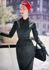 Evelyn Tripp 1954
