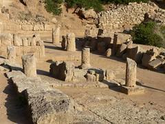 Ηραίο Περαχώρας - Ναός της Ήρας