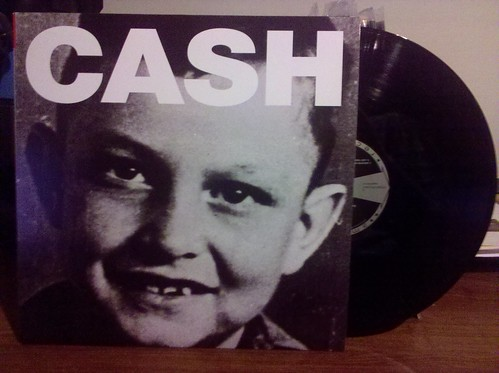 Johnny Cash - Ain't No Grave LP by factportugal