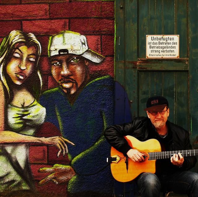 G = Graffiti Blues