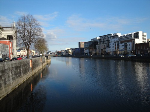 Pope's Quay, River Lee, Cork