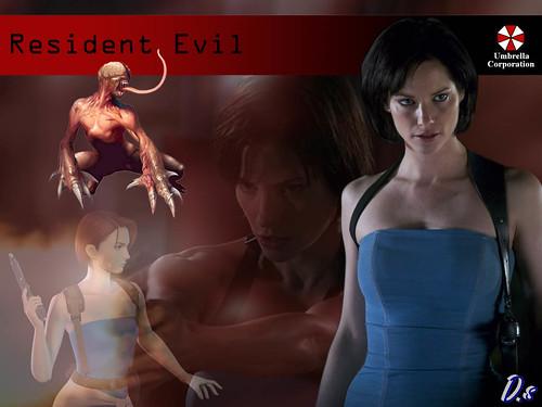 Resident Evil - 915