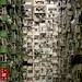 Kowloon Walled City by caseorganic