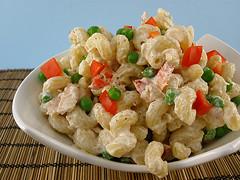 Tuna Pasta Salad: Remixed