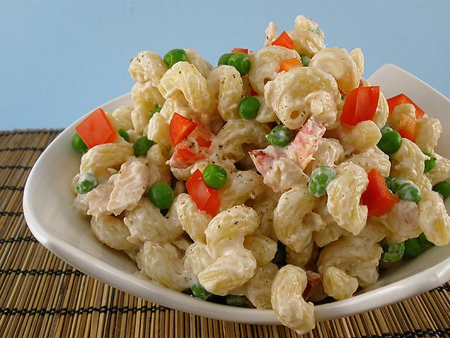 Tuna Pasta Salad: Remixed | Flickr - Photo Sharing!