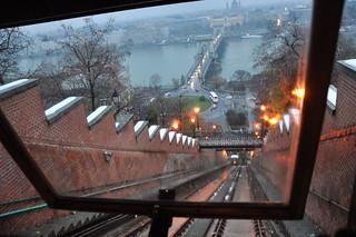 Image de Budapest Castle Hill Funicular près de Budapest.