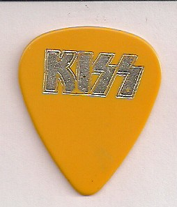 Troy's Picks (Kiss - Paul Stanley 1986 Front)