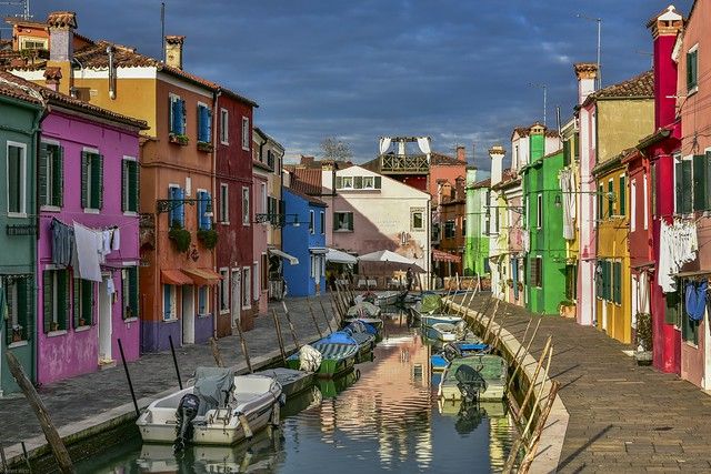 *Burano @ afternoon*