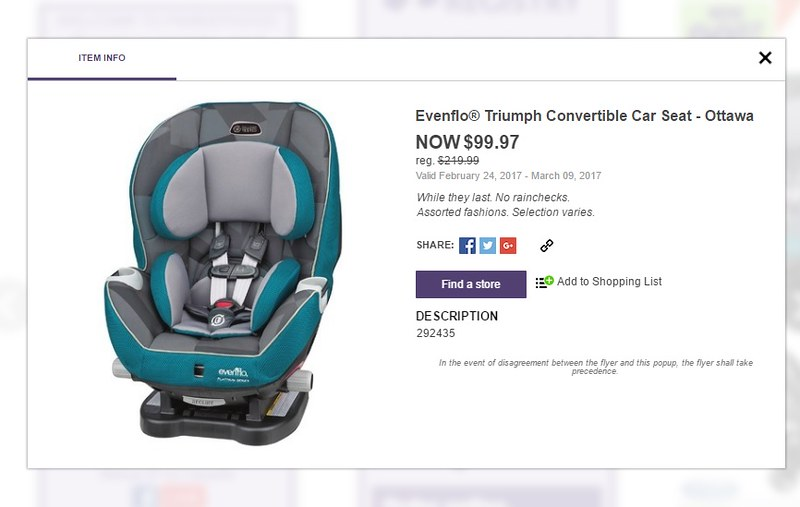 babies r us evenflo platinum triumph lx car seat 99 97 forums. Black Bedroom Furniture Sets. Home Design Ideas