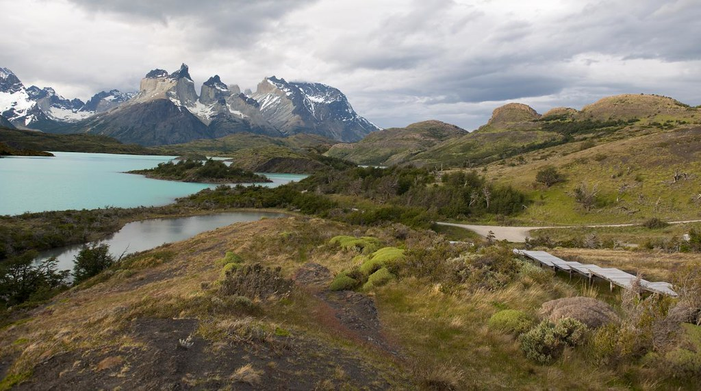 best treks in the world - torres del paine