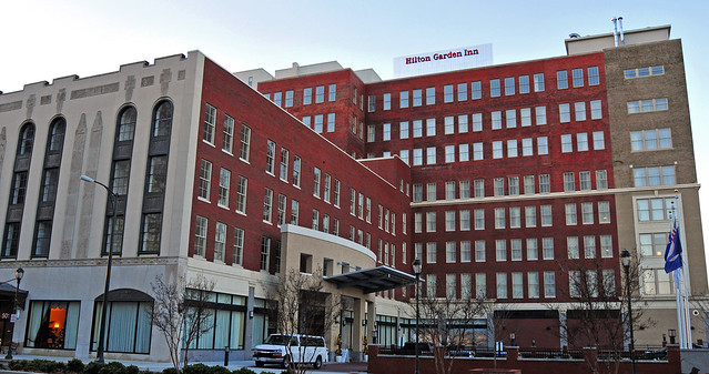 Hilton Garden Inn Downtown Richmond Va By Taberandrew Flickr Photo Sharing