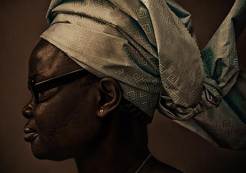 nigerian headress