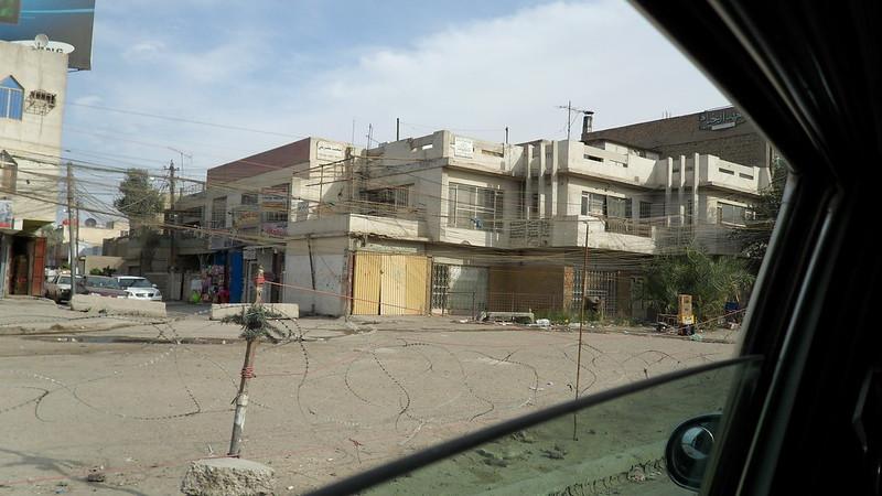 Baghdad Street View