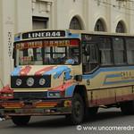 Public Transport in Asuncion, Paraguay