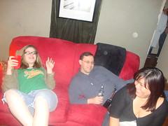 Emma, Jared, Michelle