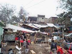 public space, slum,