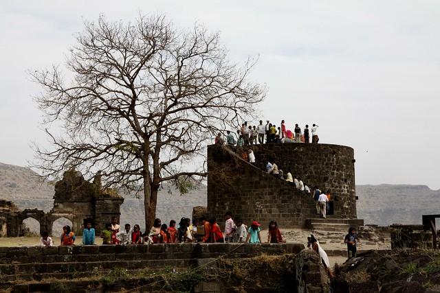 chand minar daulatabad fort aurangabad