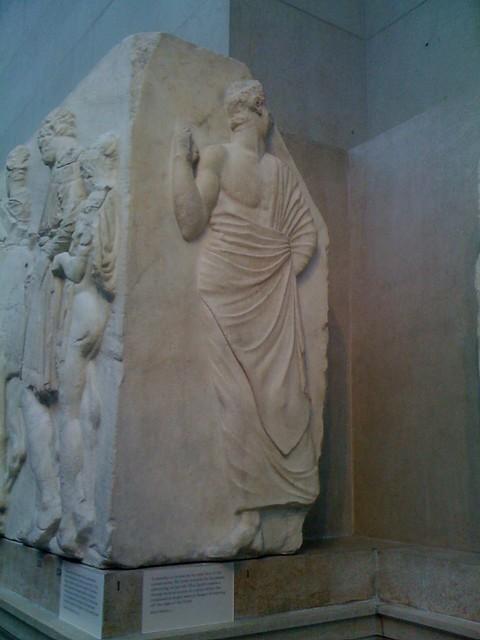 Il Fregio del Partenone