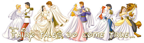 Disney Princess Brides