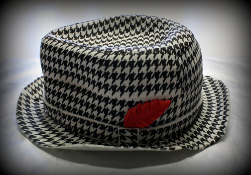 Paul Bear Bryant Houndstooth Hat Cake