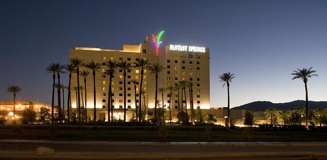 Casino hotel in palm springs area
