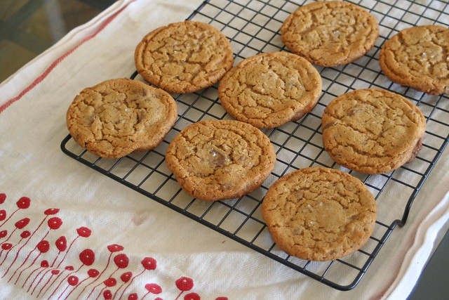 Peanut Butter Cookies w/ Milk Chocolate Chunks | Flickr - Photo ...