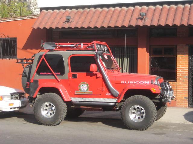 Rescue Jeep