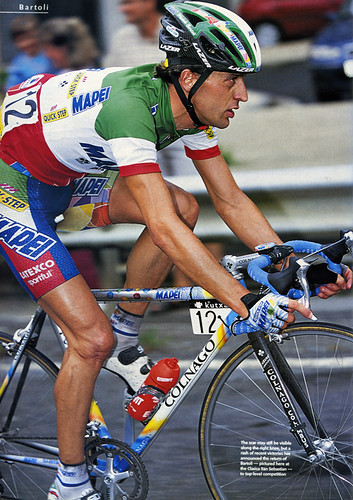 Michele Bartoli 2000 San Sebastian