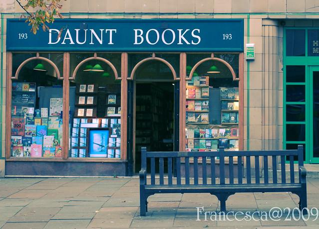 Daunt Books - Bookshop