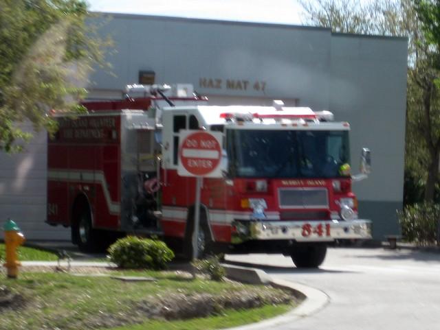 Merritt Island Volunteer Fire Department Engine 841 Flickr Photo Sharing