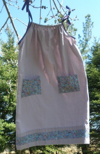 Pillowcase Dress for Little Dresses for Africa