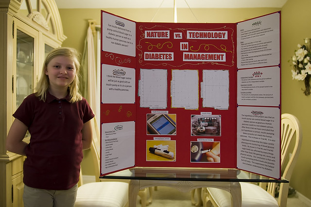 3rd Grade Science Fair Projects
